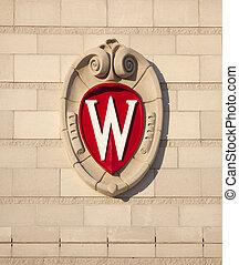 University of Wisconsin School Cres