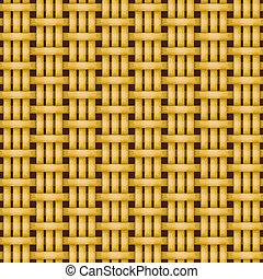 wicker basket weaving pattern seamless texture - wicker...