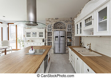 Tuscany - kitchen furniture - Tuscany - countertop, commode...