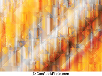 Brown, orange, red abstract background vector template...