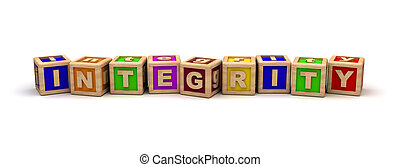 Integrity Play Cubes
