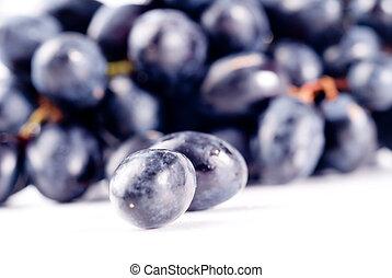 Ripe Grape isolated