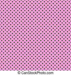 seamless circle dots background