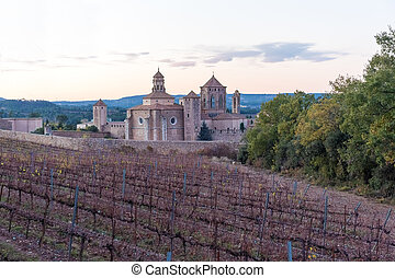 poblet, monasterio, Cataluña, españa,  Barcelona