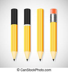 Vector pencil set
