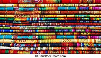 todos, colores,  Ecuador