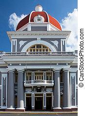 Palacio de Gobierno in Cienfuegos, Cuba