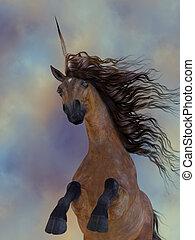 Chestnut Unicorn