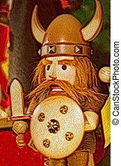 Noble Toy Viking