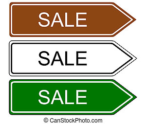 Direction sign sale