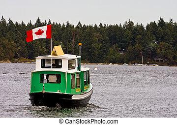 Nanaimo, transbordador