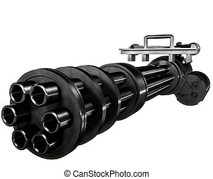 Gatling - This is a Gatling image
