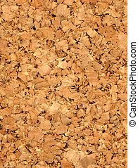 cork texture - fine closeup image of cork texture background