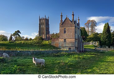 Chipping Campden, Gloucestershire - The historic Banqueting...