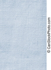 Natural Light Blue Flax Fibre Linen Texture, Detailed...