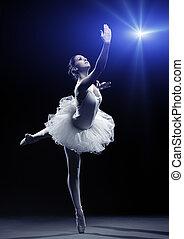 Ballerina-action