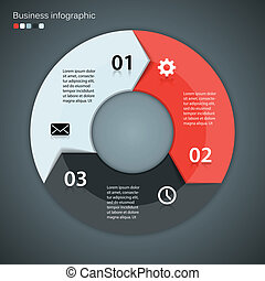 Modern vector template for your business project - Layout...