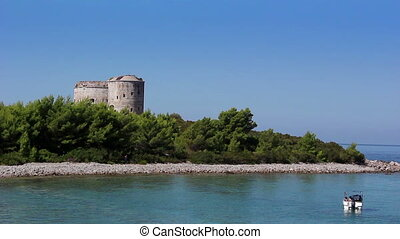 Peninsula, Tower - Peninsula, Cape Arza, Tower