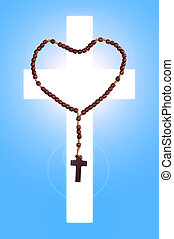 Saint Rosary - The rosary is a Roman Catholic sacramental...