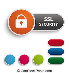 SSL Security Black Orange PiAd