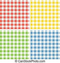 Color patterns collection