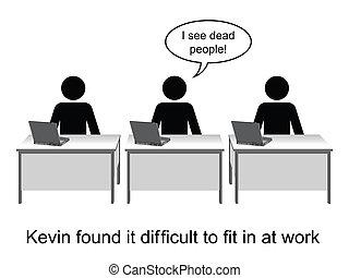 See Dead people