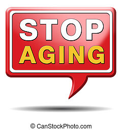stop aging stay joung forever staying and looking younger...