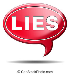 lies icon - lies breaking promise break promises cheating...