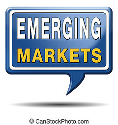 emerging markets - emerging market new fast growing economy...