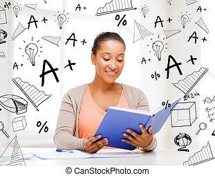internacional, Estudiante, estudiar, colegio