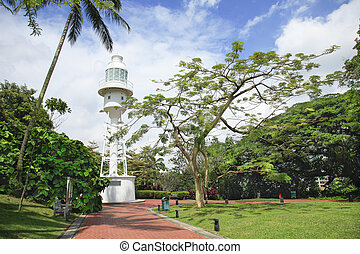 Ft Canning Lighthouse Singapore
