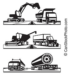 Construction transportation - Construction and agricultural...