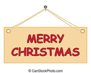 Merry Christmas congratulation