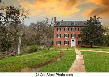 Historic Jefferson college - Historic Jefferson College in...