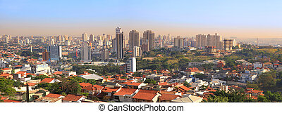 Sorocaba in Sao paulo state - SOROCABA, BRAZIL - JANUARY 17:...