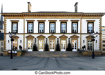 Luxembourg Town Hall