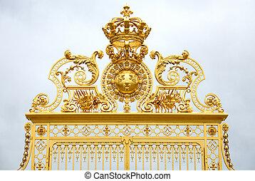 portões, Palácio