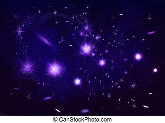 Pleiades, seven sisters
