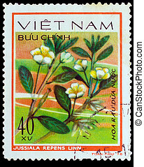 VIETNAM - CIRCA 1978: A stamp printed in VIETNAM, shows...