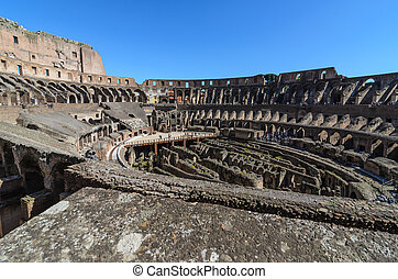 Colosseo Rome. Italy