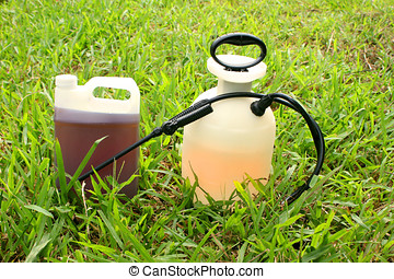 weed killer - one gallon of weed killer and weed killer...