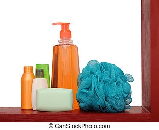 bathroom stuff - a comcept of bathroom stuff
