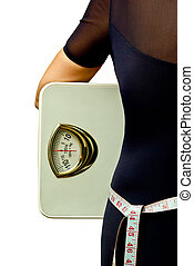 Health - Optimum weight of a body is a good health