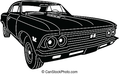Cars - Detailed-03 - illustration of great Detailed Cars...