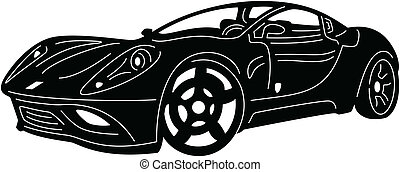Cars - Detailed-08 - illustration of great Detailed Cars...