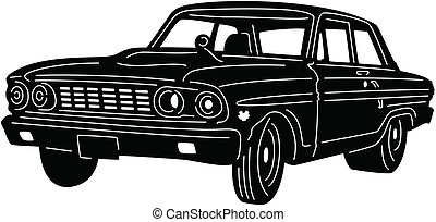 Cars - Detailed-13 - illustration of great Detailed Cars...