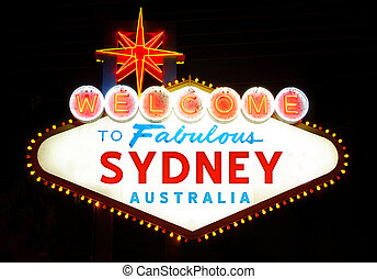Sydney - Welcome to Sydney