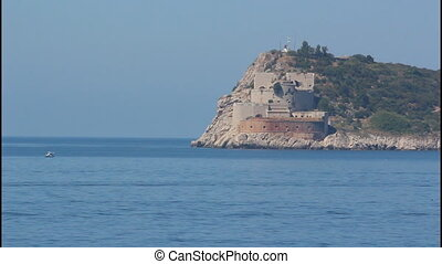 Fort Prevlaka, Croatia - Fort Prevlaka, Montenegro Croatia...