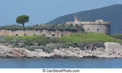 Mamula island - Montenegro, Mamula island