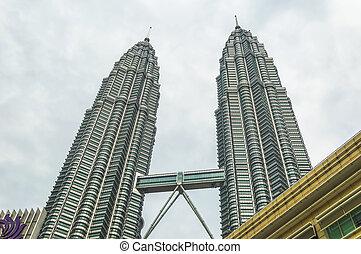 KUALA LUMPUR, MALAYSIA - 10 December 2013 - The double...